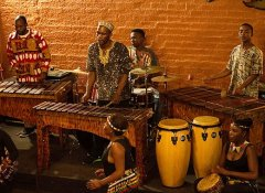 Livemusik in Kapstadt bei Marco's African Place