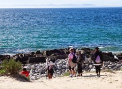 St Francis Hiking und Wildnis-Wandern in Cape St Francis